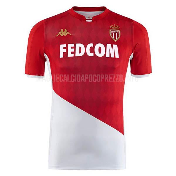 maglietta as monaco home 2019-2020