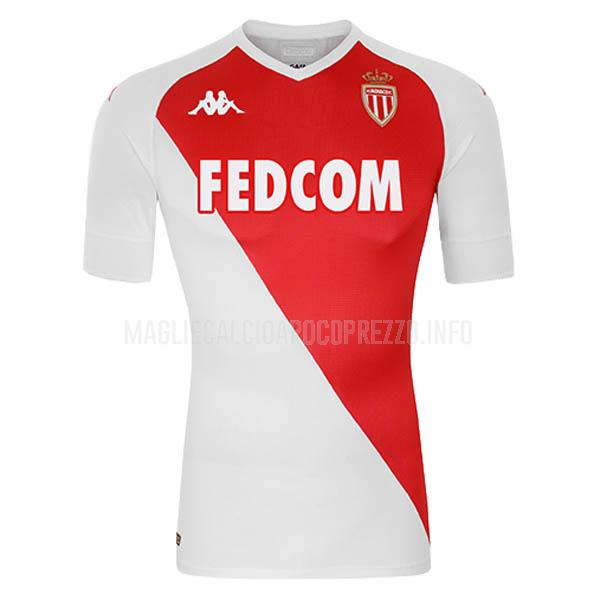 maglietta as monaco home 2020-21