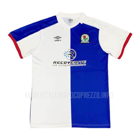 maglietta blackburn rovers home 2020-21