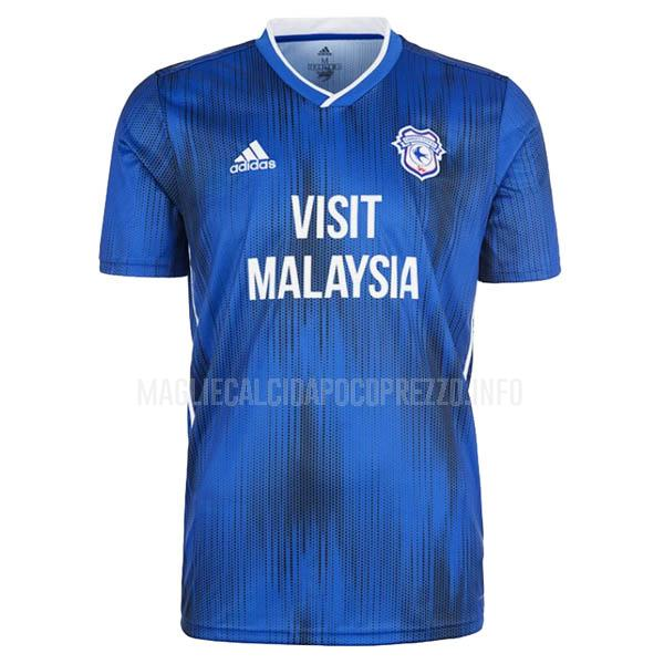 maglietta cardiff city home 2019-2020