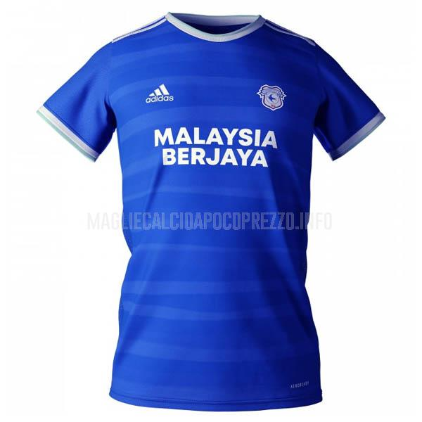 maglietta cardiff city home 2020-21