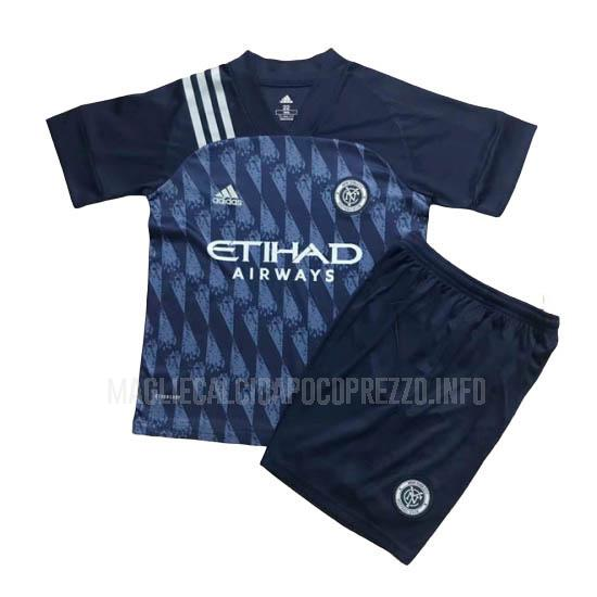 maglietta new york city bambino away 2020