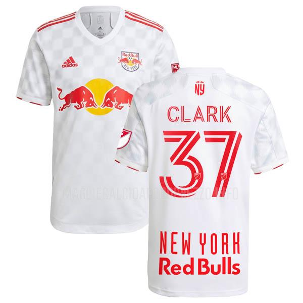 maglietta new york red bulls caden clark home 2021-22