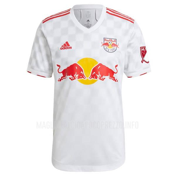 maglietta new york red bulls home 2021-22