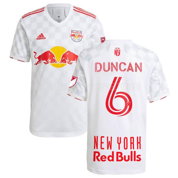 maglietta new york red bulls kyle duncan home 2021-22
