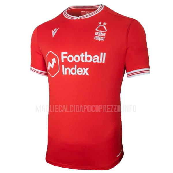 maglietta nottingham forest home 2020-21
