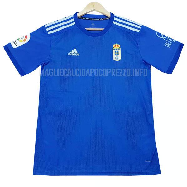 maglietta real oviedo home 2019-2020
