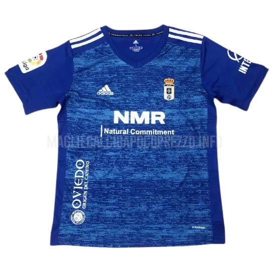 maglietta real oviedo home 2020-21
