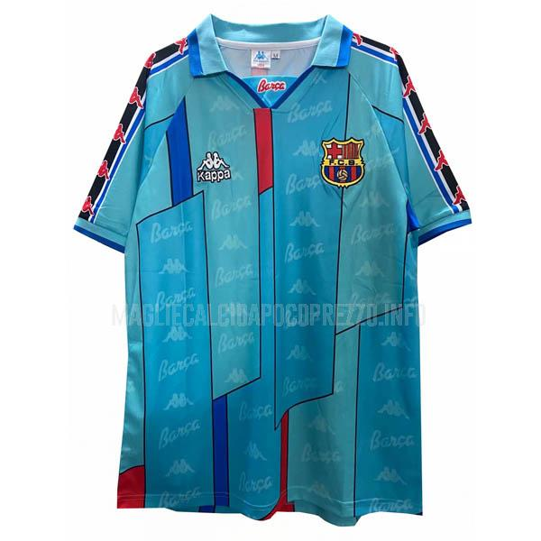 maglietta retro barcelona away 1996-1997