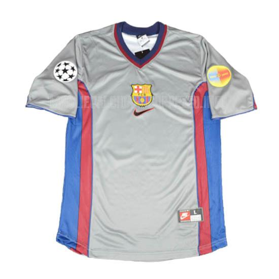 maglietta retro barcelona away 1999-2000