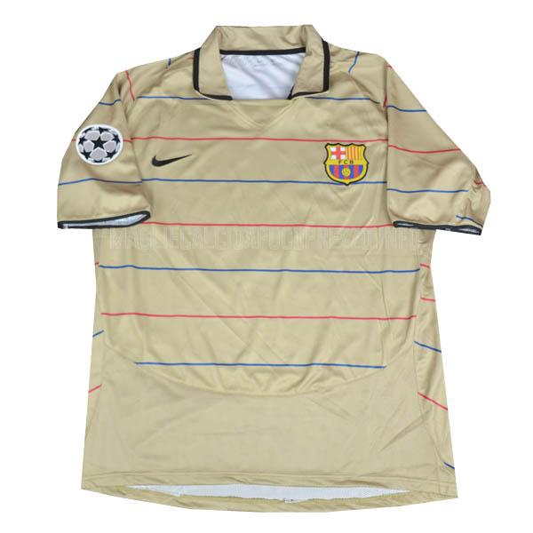 maglietta retro barcelona away 2003-2004