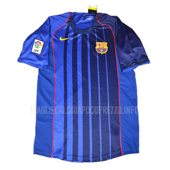 maglietta retro barcelona away 2004-2005