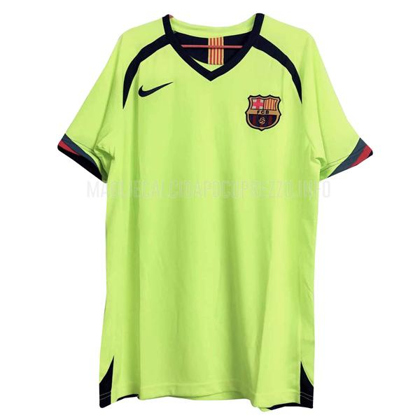 maglietta retro barcelona away 2005-2006