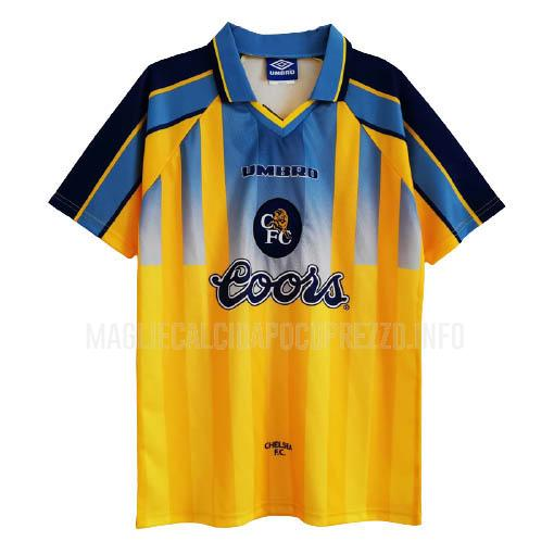 maglietta retro chelsea away 1995-96
