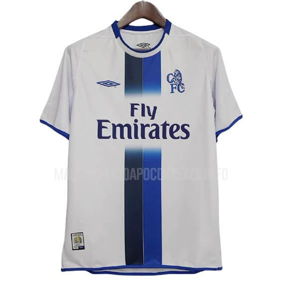 maglietta retro chelsea away 2003-2005