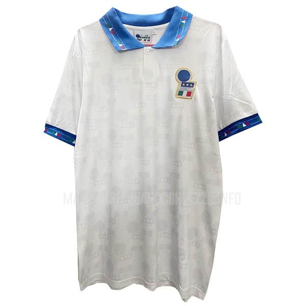 maglietta retro italia away 1994