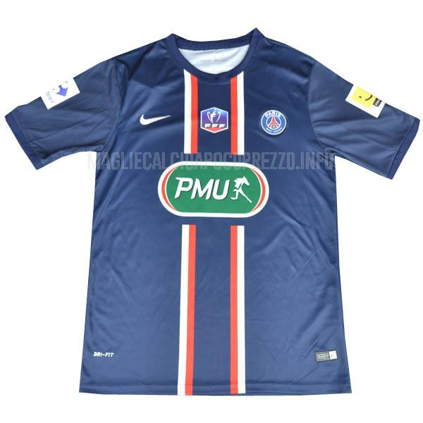maglietta retro paris saint-germain home 2011-13
