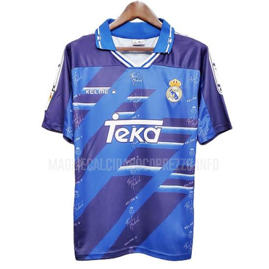 maglietta retro real madrid away 1994-96