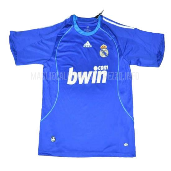maglietta retro real madrid away 2008-2009