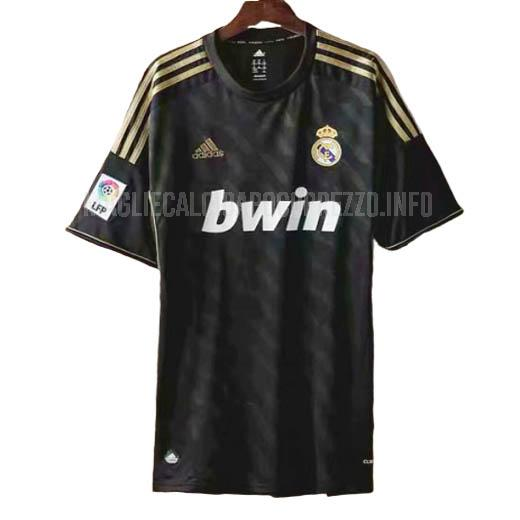 maglietta retro real madrid away 2011-2012