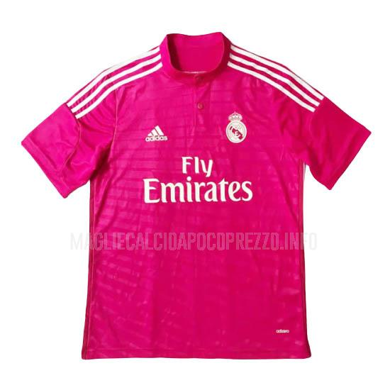maglietta retro real madrid away 2014-15