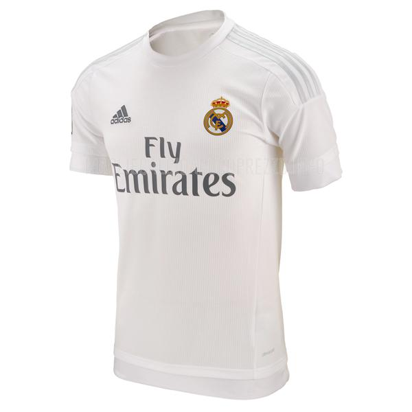 maglietta retro real madrid home 2015-2016