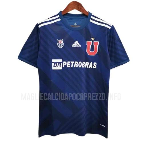 maglietta universidad de chile ad home 2021-22