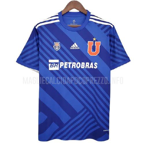 maglietta universidad de chile home 2021-22