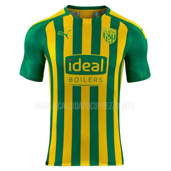 maglietta west bromwich albion away 2019-2020
