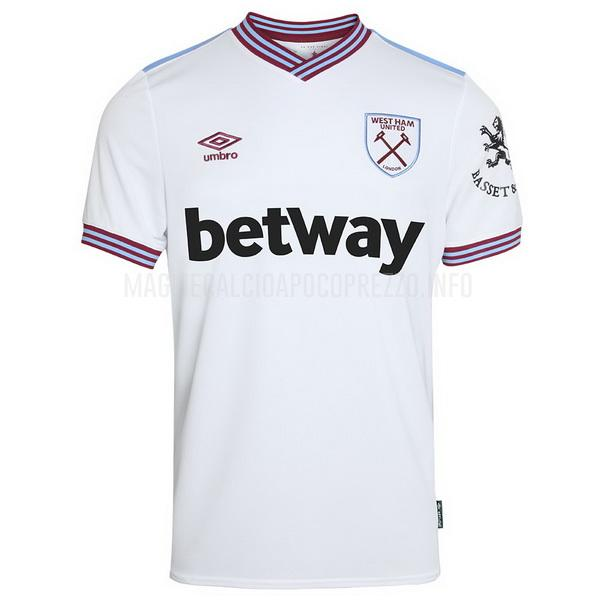 maglietta west ham away 2019-2020