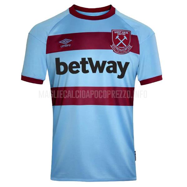 maglietta west ham away 2020-21