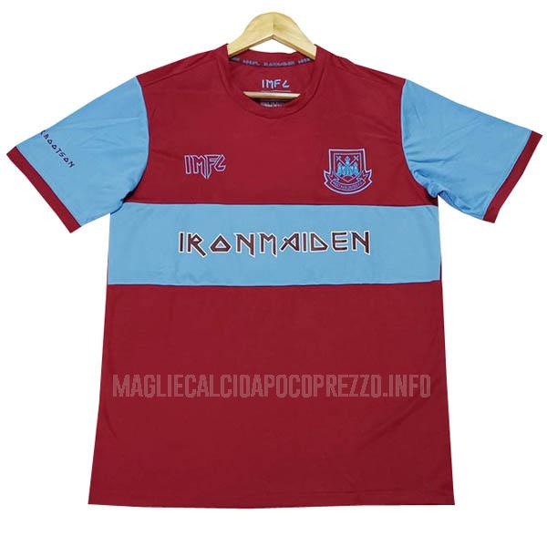 maglietta west ham iron maiden 2019-2020
